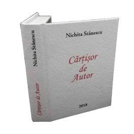 Cărțișor de Autor - Nichita Stănescu, Ediție limitată
